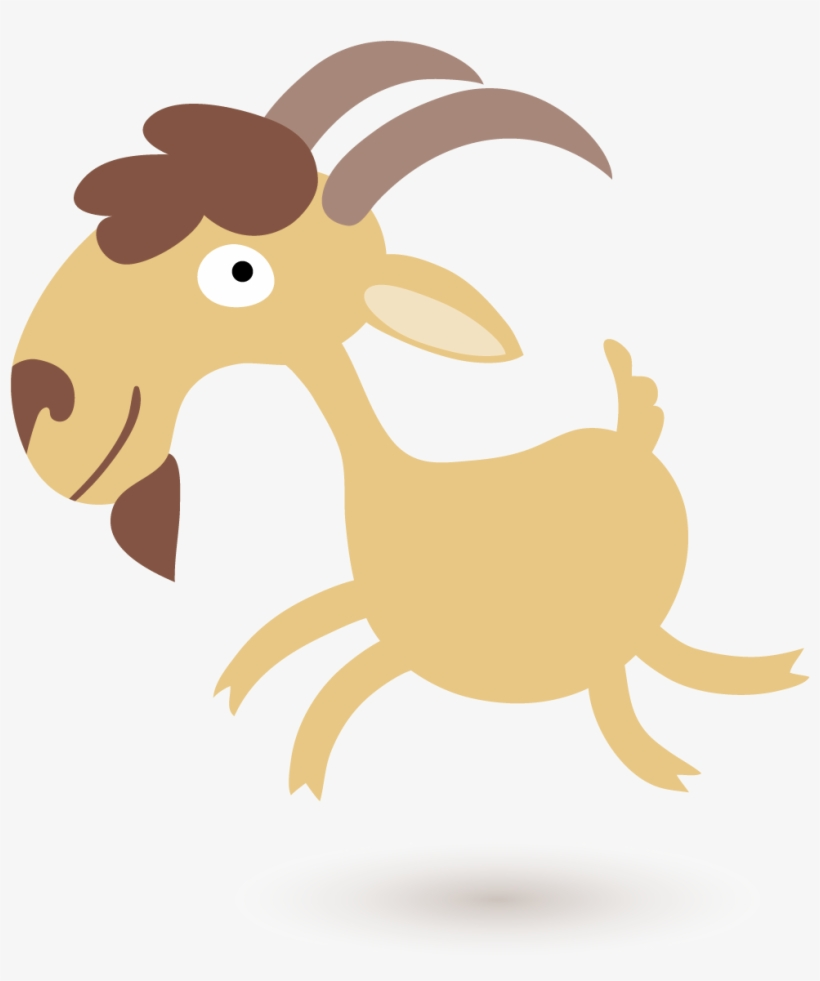 Boer Sheep Cartoon Art Lamb Transprent Png Carneiro Desenho Png