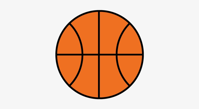 photo about Printable Basketball called Icon Athletics Basketball - Printable Basketball Clear