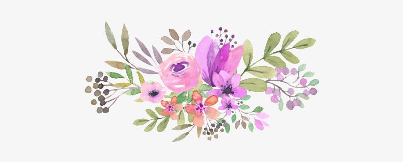 Flower Flowers Tumblr Aesthetic Png Flowers Tumblr Watercolor