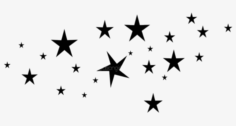 stars silhouette png transparent png  1024x1024  free