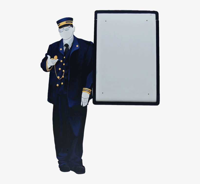 Free Clipart Train Conductor   Free Images at Clker.com - vector clip art  online, royalty free & public domain