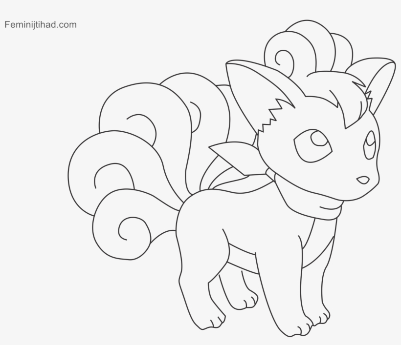 Coloring Pages Pokemon - Aipom - Drawings Pokemon | 707x820