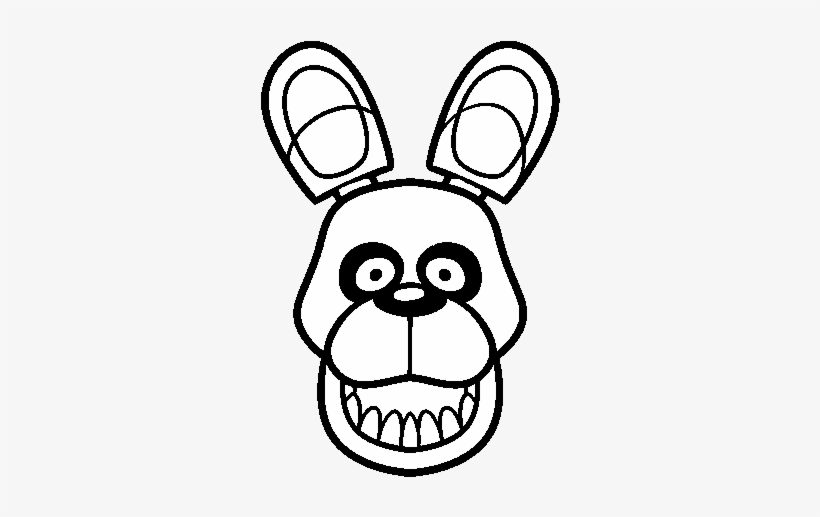 Fnaf Freddy Five Nights At Freddys Free Coloring Pages Printable ... | 517x820