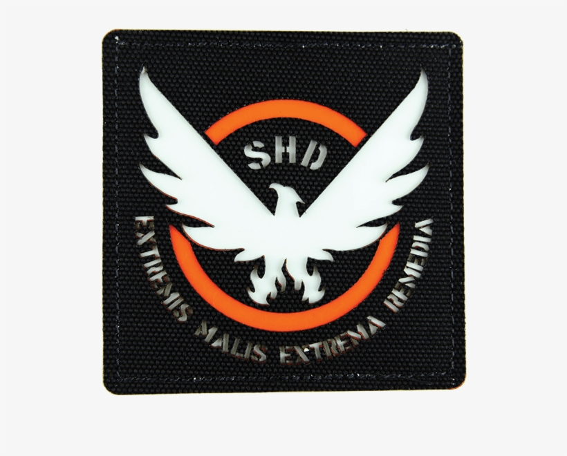 The Division Shd Patch - Tom Clancy Division Emblem