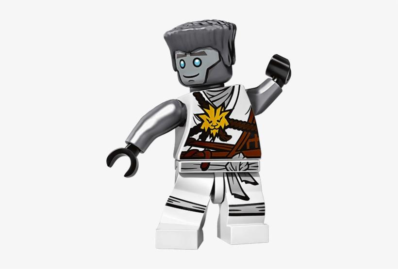 Zane Ninjago - Lego 70588 Titanium Ninja Tumbler ...