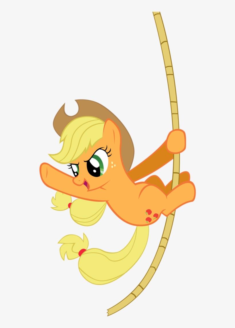 My Little Pony Wallpaper Applejack Transparent Png 735x1088