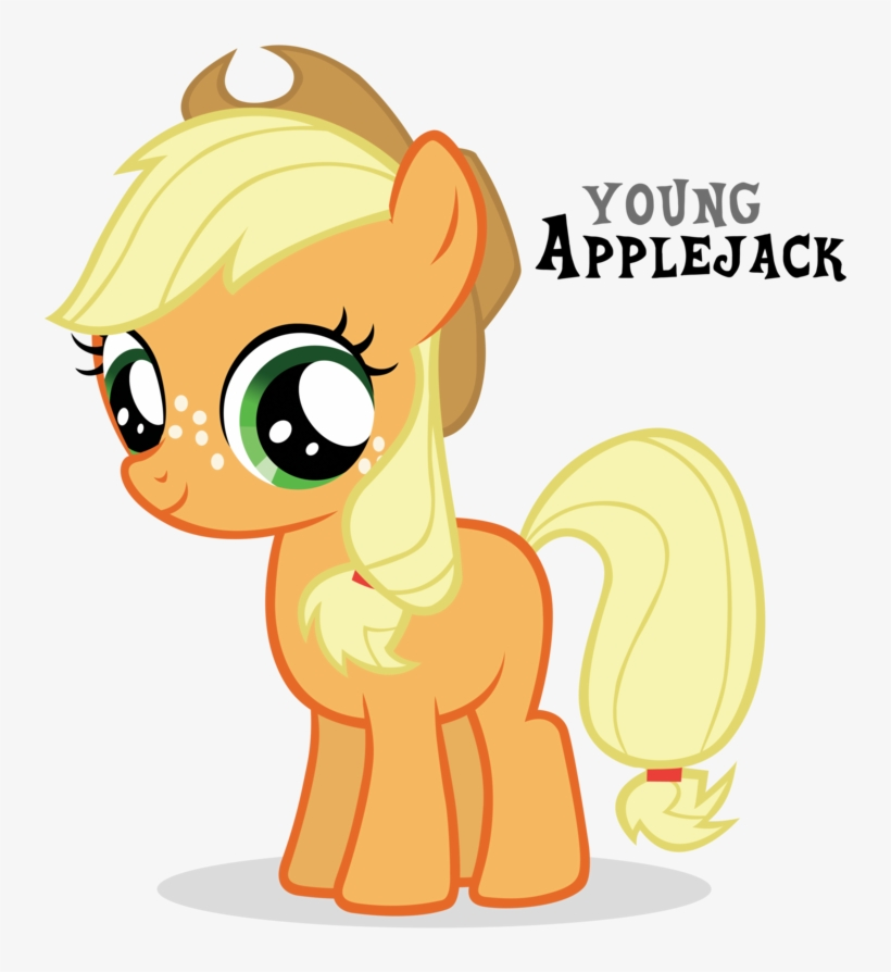 Pony Clipart Apple Jack My Little Pony Filly Applejack Transparent Png 900x904 Free Download On Nicepng
