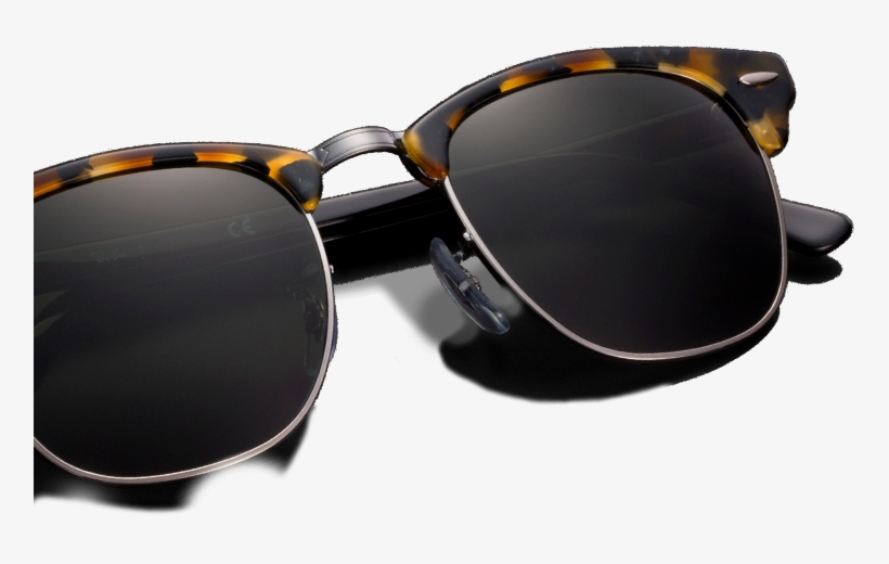 ray ban clubmaster polarized sunglass hut