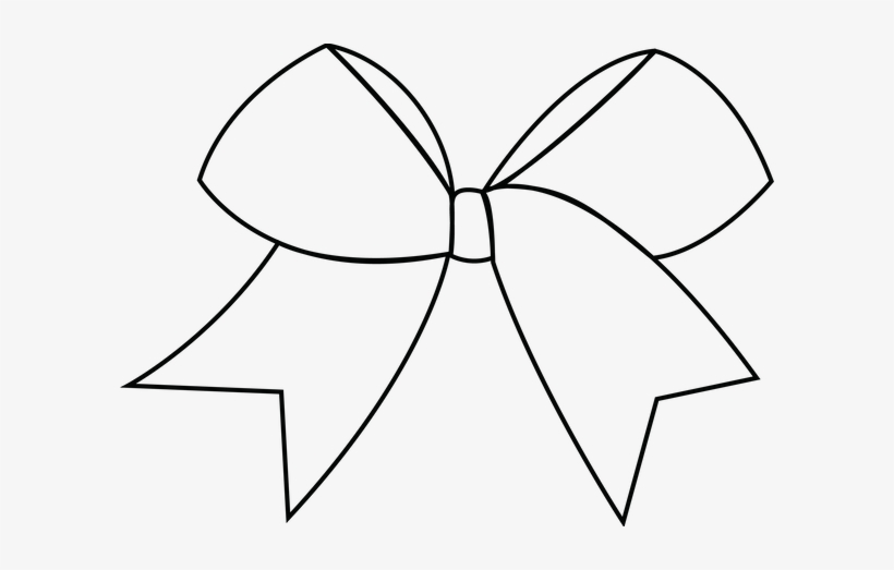 Bow cheer. Graphic library download bows