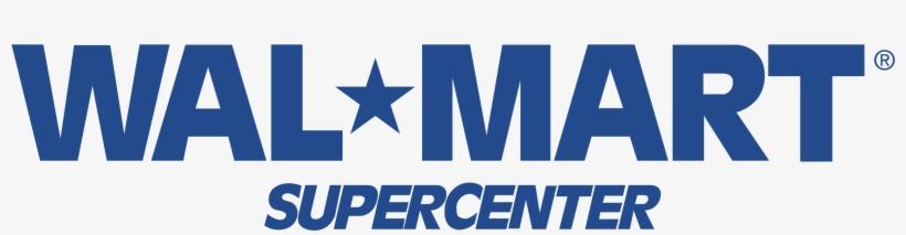 Wal Mart Supercenter Logo Png Transparent Walmart Super