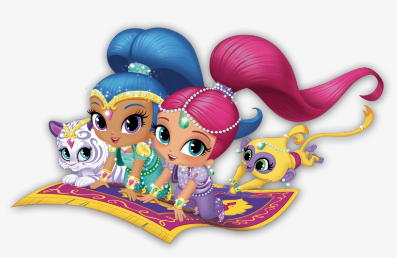 Click For Show Information Shimmer And Shine On Carpet