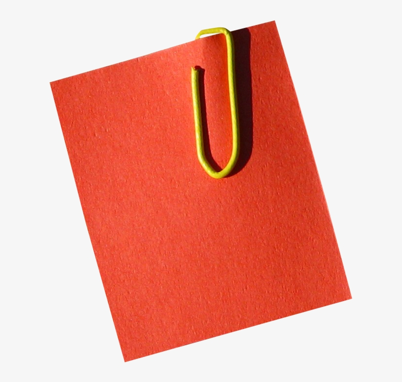 Post It Note Bureau Trombonne Courrier Clip Art Png Red Sticky Note Png Transparent Png 678x758 Free Download On Nicepng