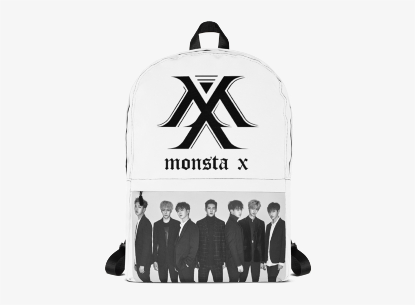 Monsta X Backpack Monsta X Logo Png Transparent Png 580x580 Free Download On Nicepng