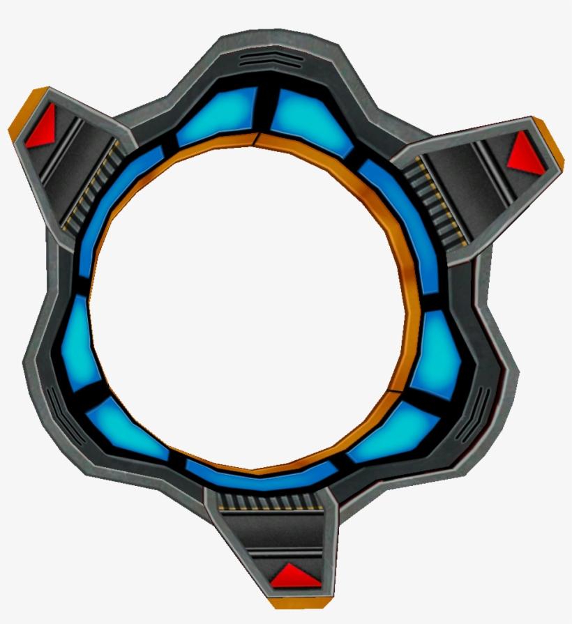 Dash Ring455 Sonic The Hedgehog Goal Ring Transparent Png 969x1005 Free Download On Nicepng