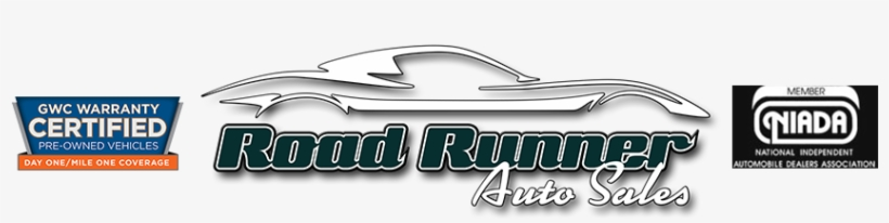 Road Runner Auto Sales >> Road Runner Auto Sales Inc Transparent Png 850x180 Free