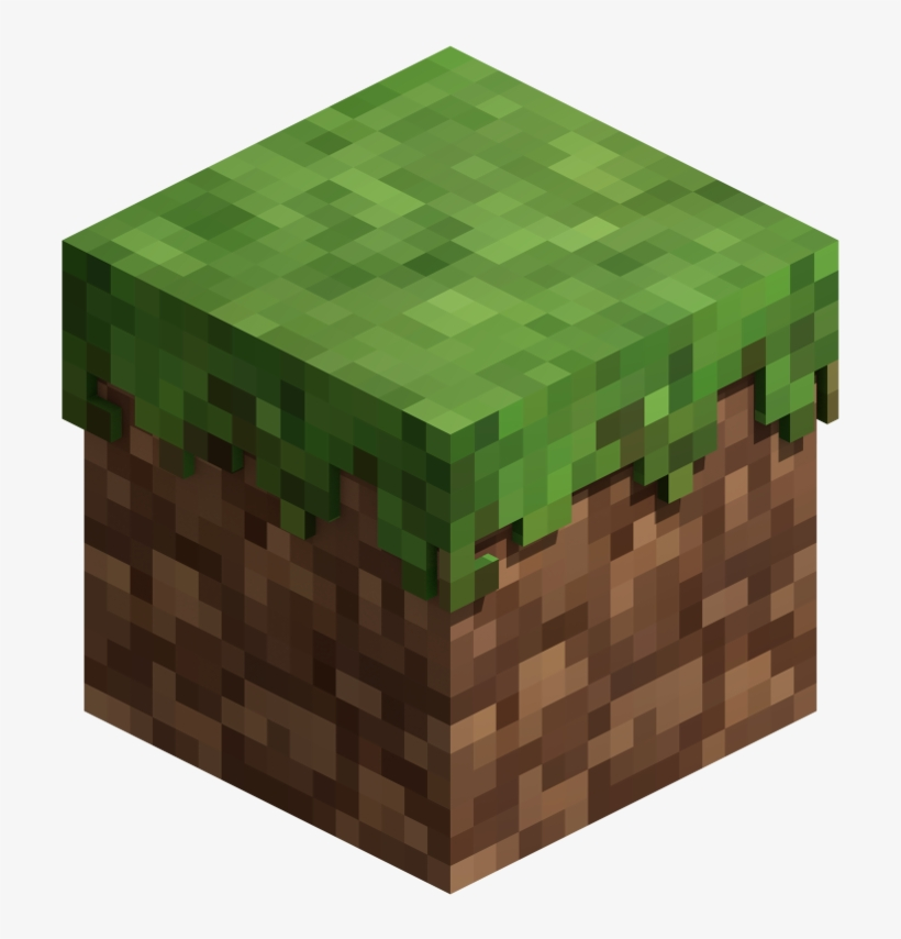 Dirt Block Png Minecraft Block No Background Transparent Png 1920x1080 Free Download On Nicepng