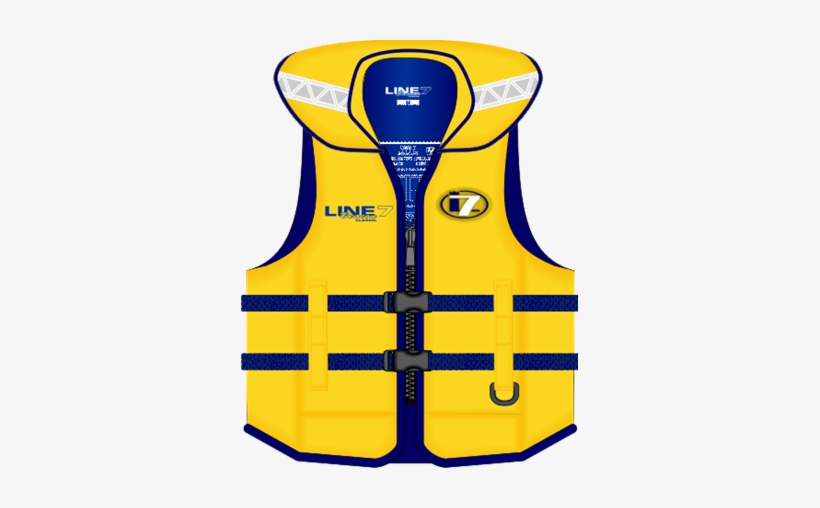 Yellow Life Jacket Png Transparent Png 337x428 Free Download On Nicepng