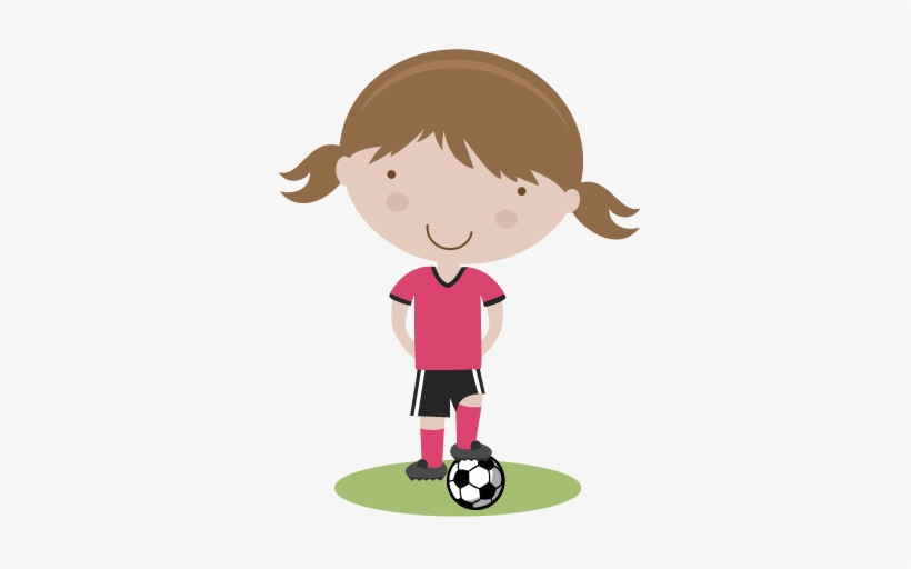 Girl Soccer Player Svg Cutting File Soccer Svg Cut Girl Soccer Player Clipart Transparent Png 432x432 Free Download On Nicepng