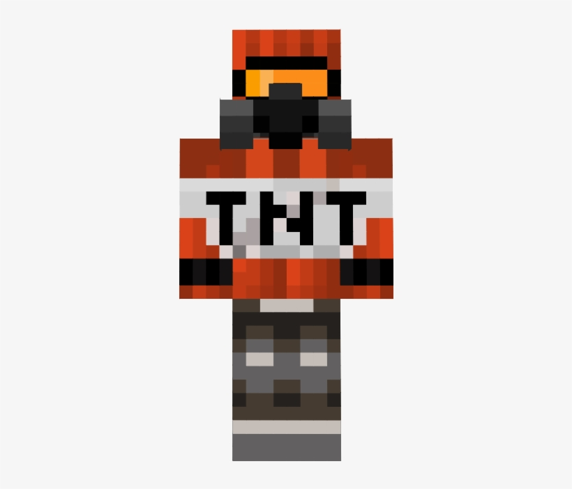 Tnt boy! By alvalo minecraft skin.