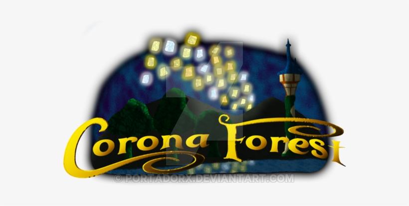 Corona Forest Logo By Portadorx - Kingdom Hearts 3 Corona