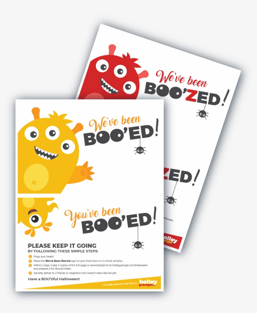picture about You've Been Boozed Printable titled Youve Been Booed And Youve Been Boozed Halloween