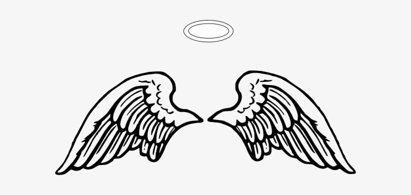Clip Freeuse Download Angel Wings Png Clipart Angel Wings Svg Transparent Png 600x310 Free Download On Nicepng