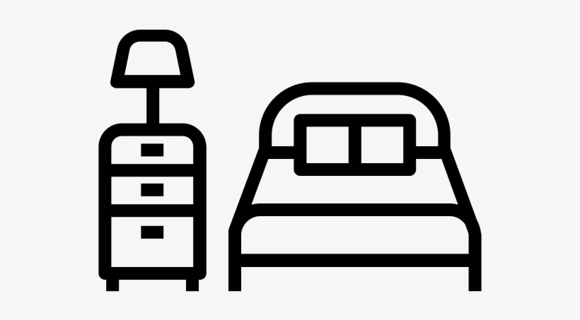 Comfort Icon Bedroom Icon Transparent Png 575x398 Free