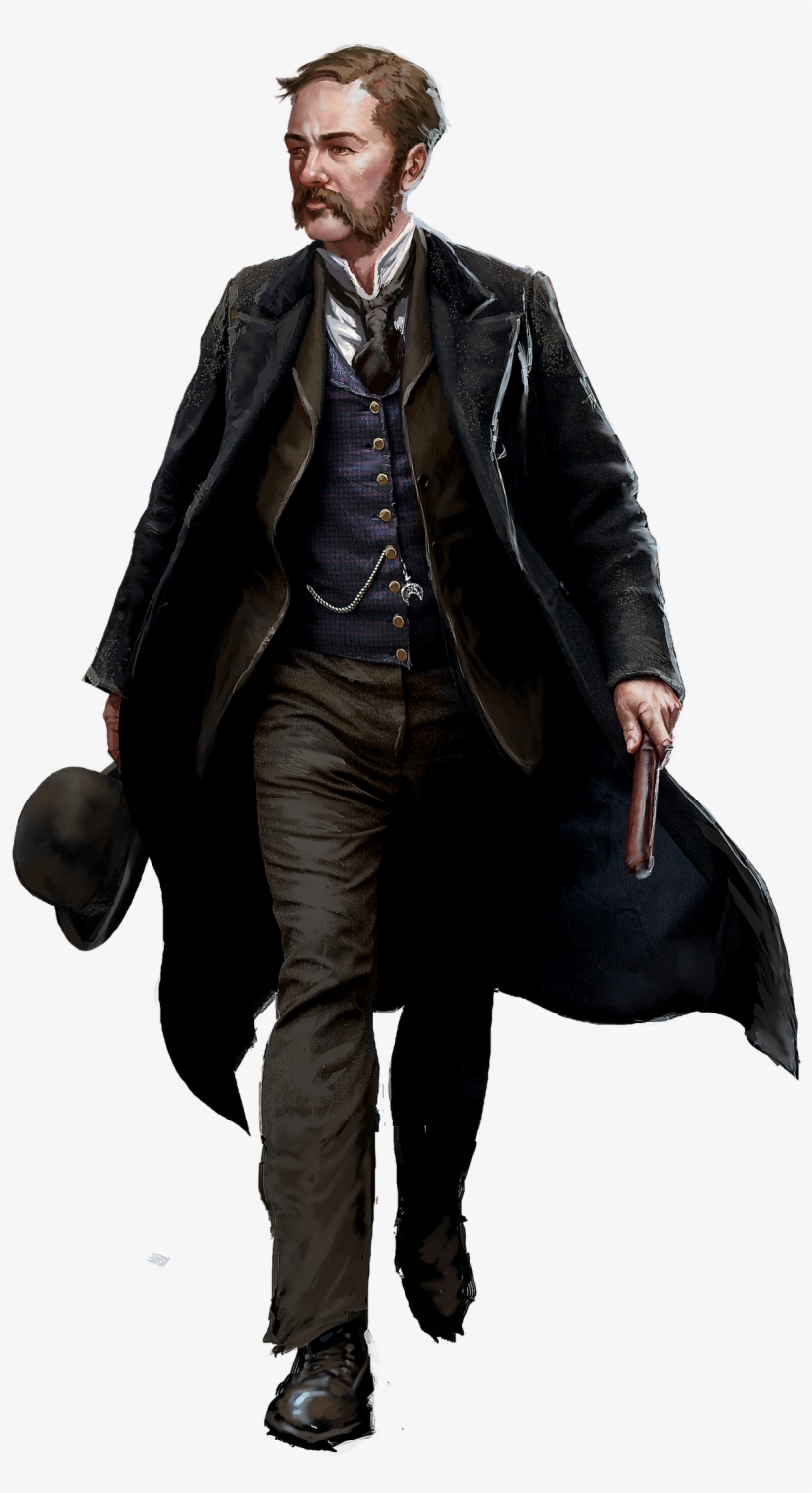 Ac Syndicate Characters Assassin S Creed Syndicate Abberline