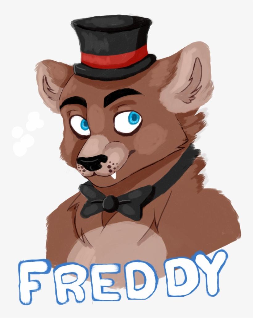 Freddy Fazbear Crayon Drawing - Freddy Fazbear Drawings