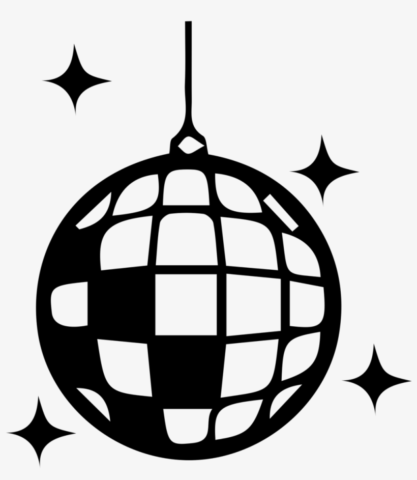 Disco Ball Clipart Black And White Transparent Png 1200x1200 Free Download On Nicepng