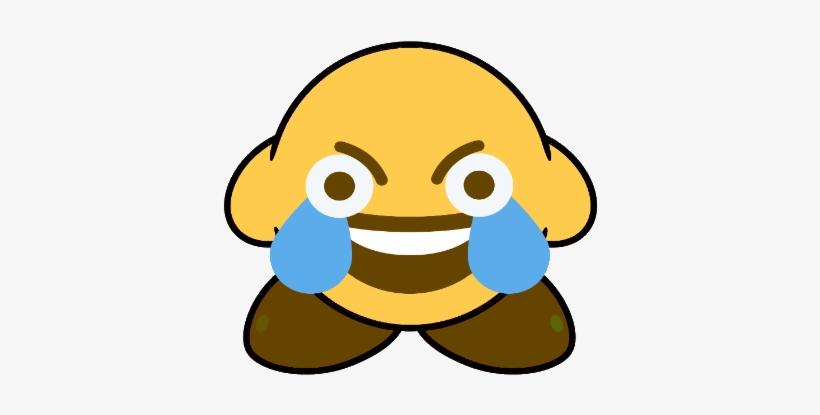 Ecksdeekirbee Discord Emoji Open Eyed Crying Emoji Transparent Png 386x350 Free Download On Nicepng