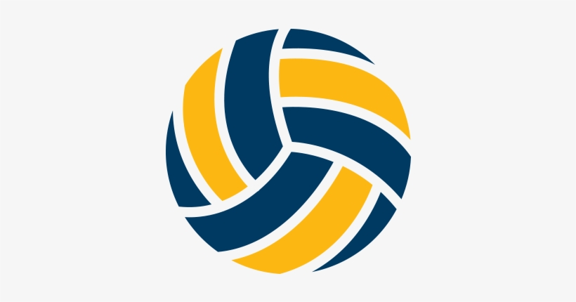 Volleyball Volleyball Logo Transparent Png 400x400 Free