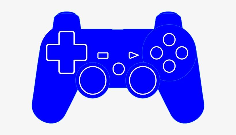 Joystick Clipart Ps4 Controller Ps4 Controller Drawing Cartoon Transparent Png 600x391 Free Download On Nicepng