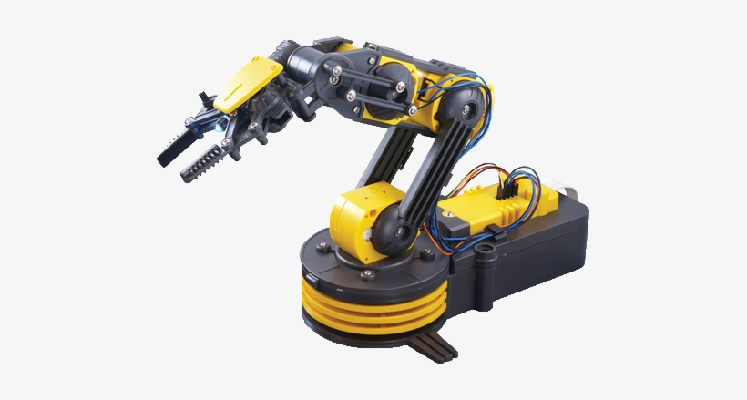 Robotic Arm Png Jpg Royalty Free Library - Owi Robotic Arm Edge