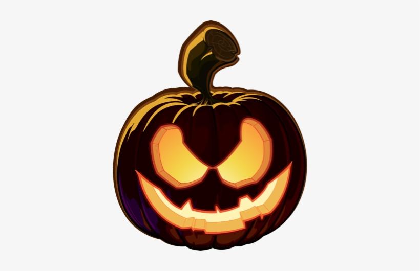 Pumpkin Halloween Emoji Sticker - Sticker Transparent PNG - 380x450 - Free  Download on NicePNG