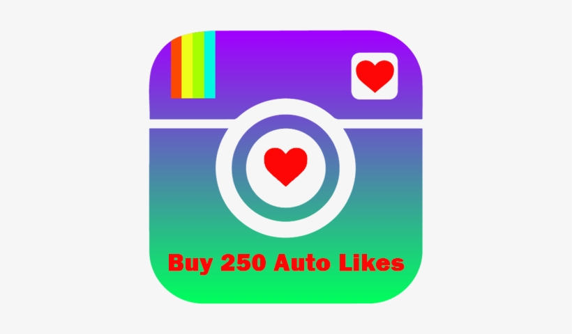 250 Automatic Instagram Likes - Linkedin Transparent PNG