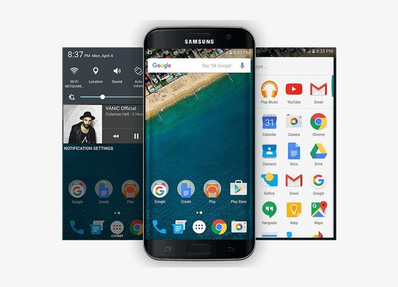 Kryxos Best Custom Rom For Galaxy S7 - Google Nexus 6p - 64