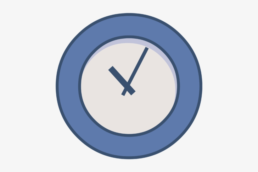 Clock Body 2 - Bfb Clock Body Transparent PNG - 482x479 - Free