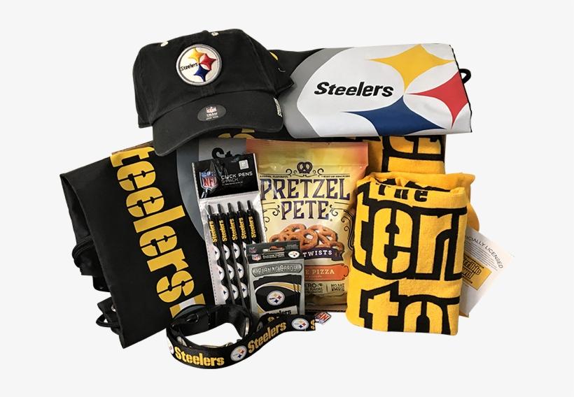 Pittsburgh Steelers Gift Basket