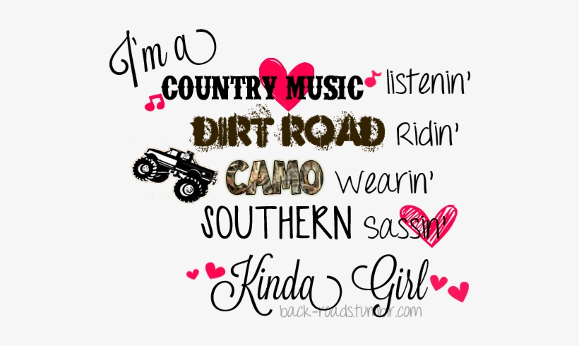 Quotes About Country Girl Sayings For Country Girls Transparent