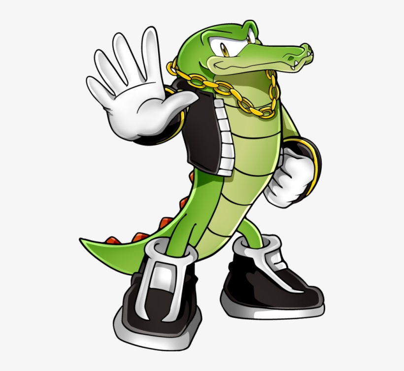 Sonic Boom Vector Sonic The Hedgehog Vector The Crocodile Transparent Png 500x673 Free Download On Nicepng
