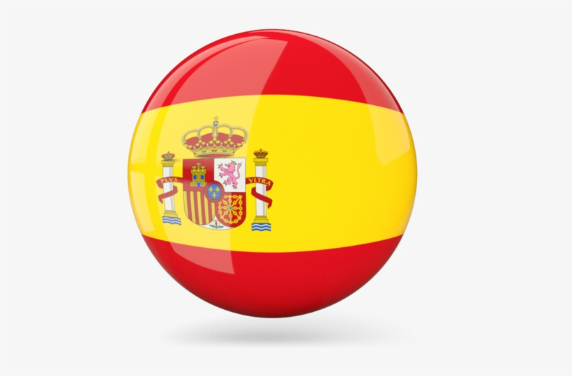 Illustration Of Flag Of Spain Spain Flag Round Png Transparent Png 640x480 Free Download On Nicepng
