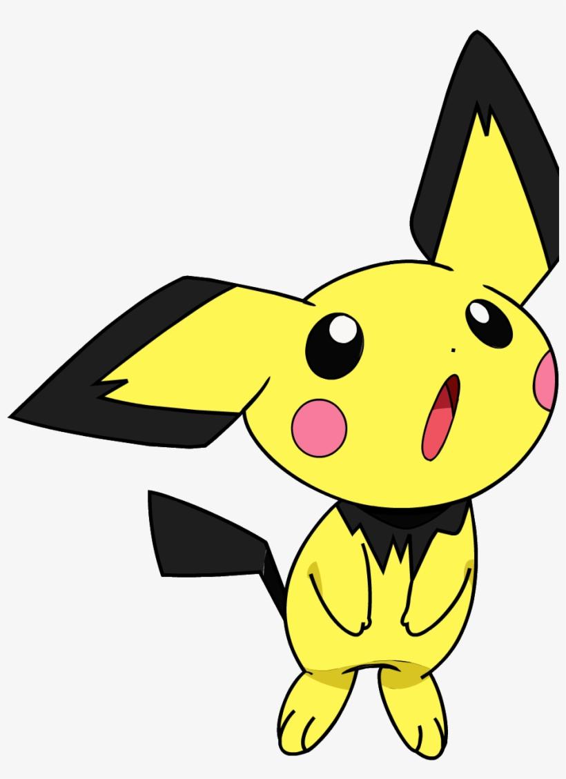 172pichu Os Anime 4 Pokemon Pichu