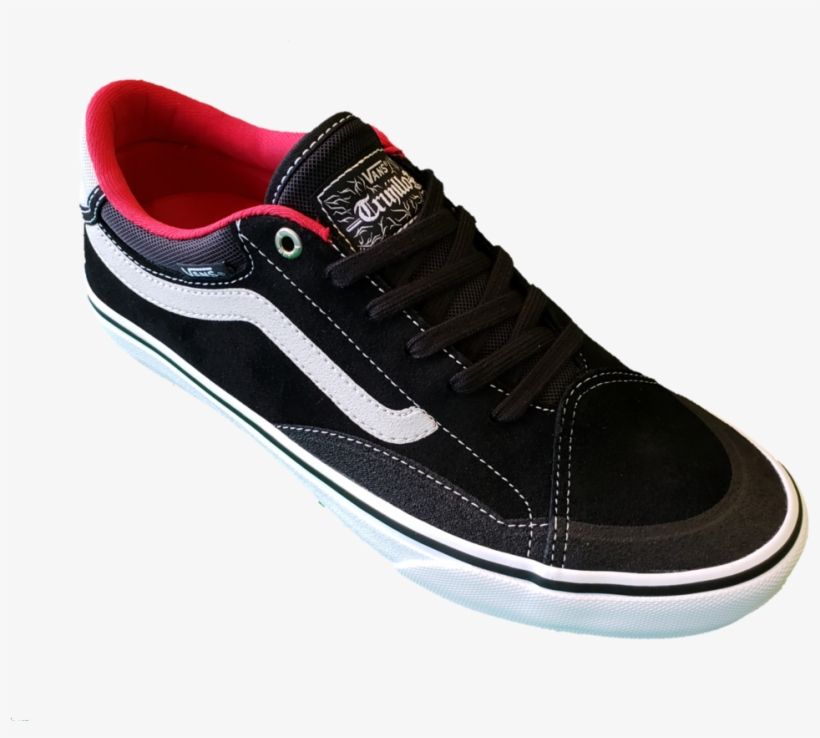 vans tnt advanced prototype black white red vans tnt advanced prototype black white red transparent png 1024x815 free download on nicepng nicepng