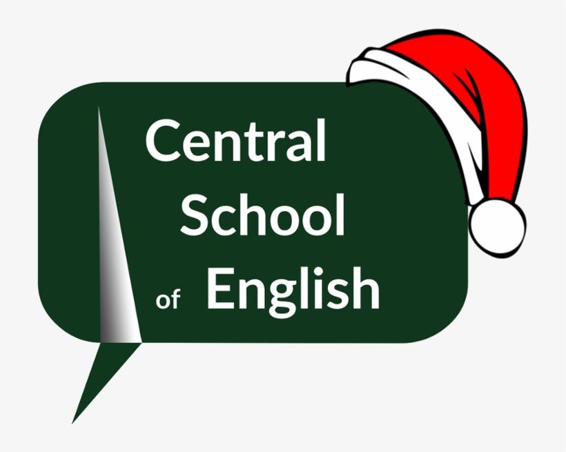 Central English School Dublin Christmas Logo-large - Spoken English