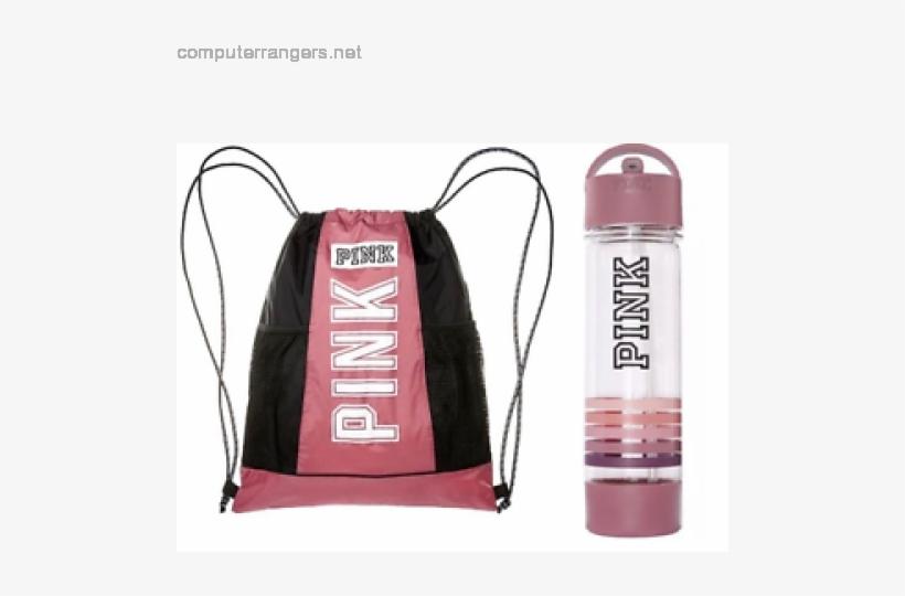 b9766d9e75659 Summer Main Victoria Secret Pink Drawstring Backpack - Victoria's ...