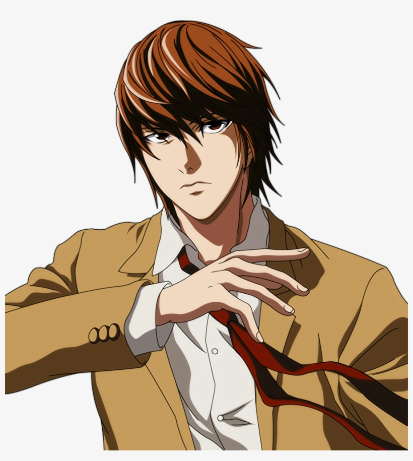 Light Death Note Png Married With Children