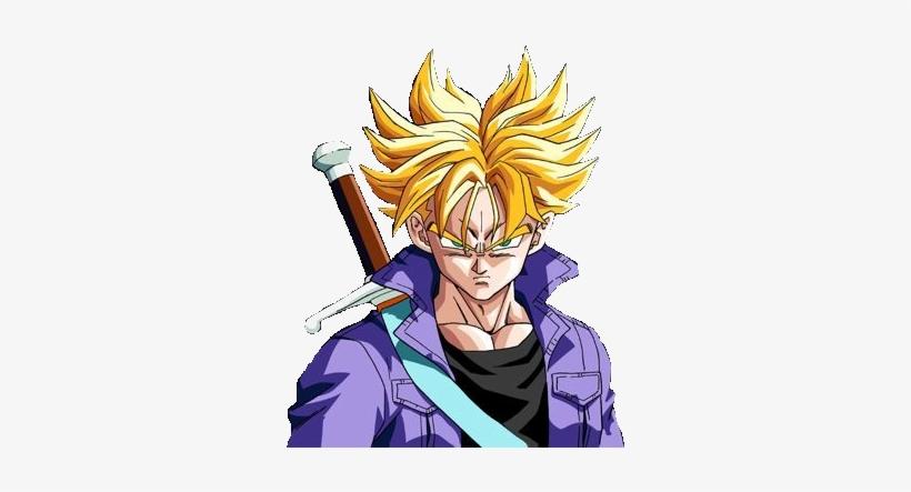 Best Dragon Ball Z Goku Super Saiyan 1000 Wallpaper Trunks Sword
