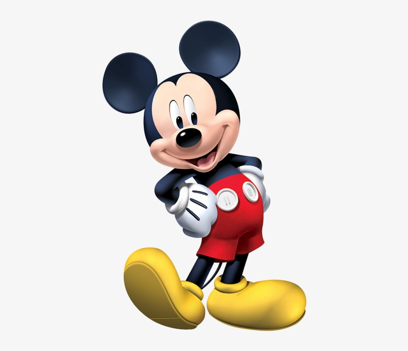 Mouse Clubhouse Clipart Mickey Mouse Clubhouse Characters Png Transparent Png 437x641 Free Download On Nicepng
