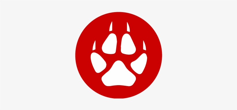 Wolf Paw Print Wolf Transparent Png 500x302 Free Download On Nicepng Wolf foot prints in soft mud and willow leaves. wolf paw print wolf transparent png